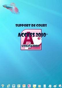 licence du cours Access 2010 utilisation