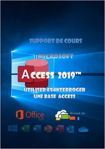 support de cours Access 2019 initiation
