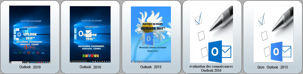 Supports de cours Outlook