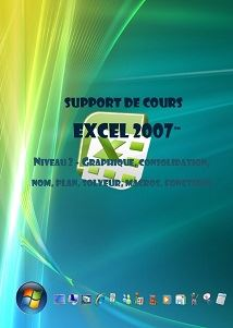 support de cours Excel 2007 N.2 gestion graphes conso macros