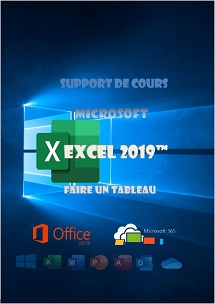 support de cours Excel 2019 initiation