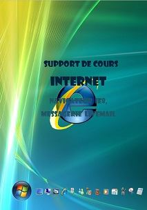 support de cours Internet, windows Live, Internet Explorer