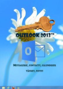 cours en ligne Outlook 2013, messagerie, calendrier, contacts