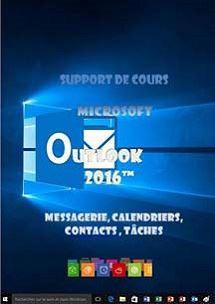 cours outlook 2016