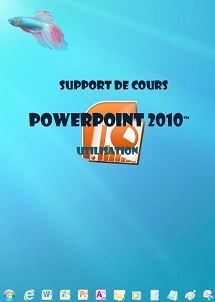 licence du cours powerpoint 2010 utilisation