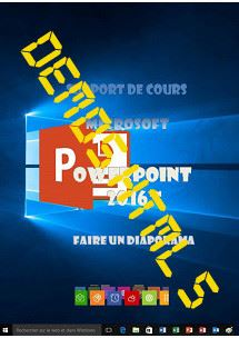 modules formation Powerpoint