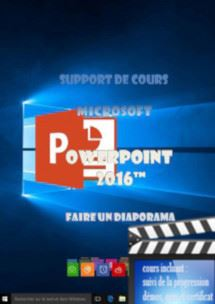 cours Powerpoint 2016 utilisation