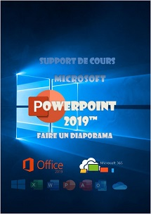 support de cours Powerpoint 2019