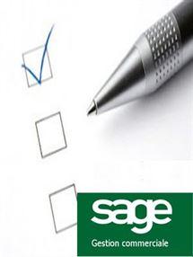 qcm Sage Gestion commerciale