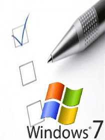 Evaluation des connaissances Windows_seven