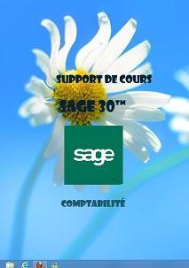 cours SAGE 30 Comptabilité i7