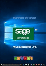 support de cours SAGE comptabilité i7 Version 8