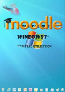 cours moodle Windows 7 (seven) Niveau 1