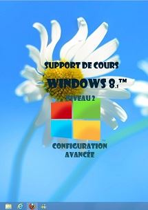 licence du cours windows8 configurration