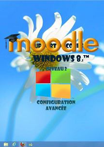 cours moodle Windows 8 (eight) Niveau 2